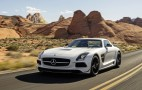 Lexus LS 650, SLS AMG Black Series, First F12 Berlinetta In the U.S.: Today's Car News