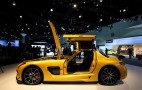 Mercedes Ener-G-Force And SLS AMG Black Series, Jaguar XFR-S: This Week's Top Photos