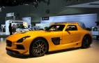 2014 Mercedes-Benz SLS AMG Black Series Live Photos: 2012 LA Auto Show
