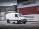 2017 Mercedes-Benz Sprinter Worker