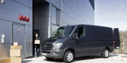 2014 Mercedes-Benz Sprinter Preview: More MPGs, More Safety