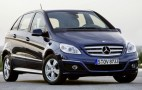 Mercedes-Benz unveils 2009 B-Class facelift