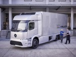 Mercedes-Benz Urban eTruck concept, 2016 IAA Commercial Vehicles