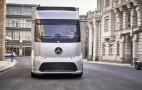 Mercedes Urban eTruck, Infiniti Q60 Convertible, Tesla Model S in the 10s: Today's Car News