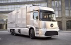 Mercedes-Benz drops more details on its 124-mile Urban eTruck concept