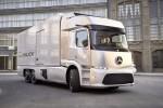 Mercedes-Benz drops more details on its 124-mile Urban eTruck concept