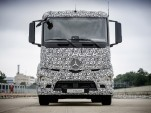 Mercedes-Benz Urban eTruck concept