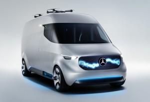 Mercedes-Benz Vision Van concept