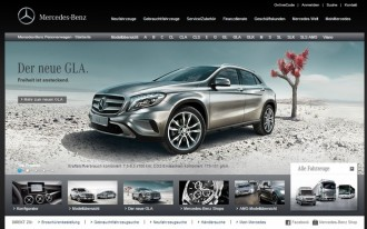 Mercedes-Benz Follows The Lead Of Tesla & GM,  Moving Sales Online
