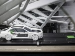 Mercedes-Benz wireless inductive charging system