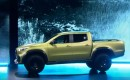 Mercedes-Benz X-Class revealed in Sweden