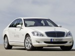 2009 Mercedes-Benz S400 Hybrid