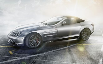 Benz Bows with Uber-Fast SLR McLaren Roadster 722 S