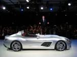 2009 Detroit Show: Stirling Moss SLR