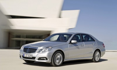 2010 Mercedes-Benz E Class Photos