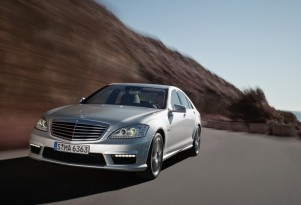 2010 Mercedes-Benz S-Class: AMG Has Its Way in Shanghai