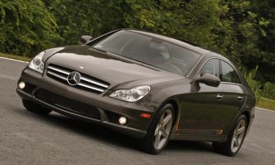 2010 Mercedes-Benz CLS Class Photos