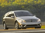 2009 Mercedes-Benz R Class