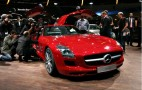 Most Attractive German Car: 2010 Mercedes-Benz SLS AMG