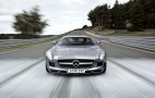 Video: Schumacher Revealed As Pilot Of Tube-Running 2010 Mercedes-Benz SLS AMG