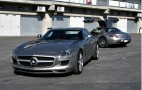 Mercedes-Benz Planning New Sports Car Based On SLS AMG Platform
