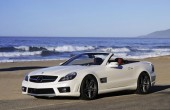 2010 Mercedes-Benz SL Class Photos