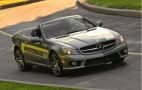 Study: Mercedes SL-Class Drivers Four Times More Likely To Get A Ticket