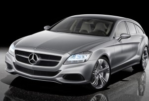 2010 Mercedes-Benz Shooting Break Concept