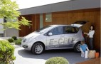 Mercedes-Benz A-Class E-Cell Electric Car: Another Daimler Experiment