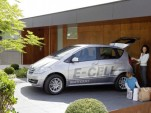 2011 Mercedes-Benz A-Class E-Cell battery electric vehicle (Europe only)