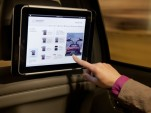 Mercedes-Benz Apple iPad integration