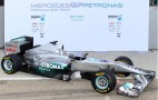 Mercedes GP Unveils 2011 Formula 1 Race Car
