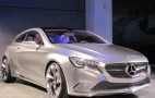 2011 New York Auto Show: A-Class Mercedes Showcased in the Big Apple