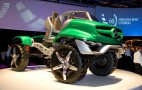 Mercedes-Benz Unimog Concept: 60 Years, Inspired By Frogs