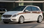 2014 Mercedes-Benz All-Electric B-Class Replaces Plug-in Hybrid Plans