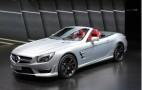 2013 Mercedes-Benz SL63 AMG Live Photos: 2012 Geneva Motor Show