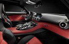 Mercedes Confirms 'GT' Name For New Sports Car, Reveals Interior