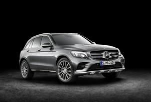 2016 Mercedes-Benz GLC-Class (Euro Spec)