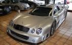 You can buy this Mercedes-Benz CLK GTR for $2.7 million