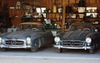 Unrestored Mercedes 300SL and 300SL Roadster head to auction
