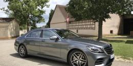 2018 Mercedes-Benz S500