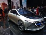 Mercedes-Benz EQA concept, 2017 Frankfurt auto show
