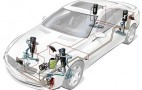 Mercedes CL showcases latest Active Body Control technology