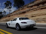 Mercedes SLS AMG Carrera Panamericana drive