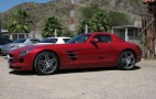 500-HP Mercedes SLC To Launch In 2014: Report