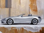 Benz Confirms SLR Convertible
