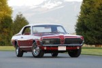 Say hello to the first Mercury Cougar...ever