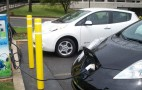 Electric-Car Charging Station Blocked? Get An Extension Cord!