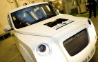New Electric Taxi To Make London's Black Cabs A Little Greener