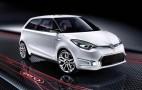 2010 Beijing Auto Show: MG Zero Concept